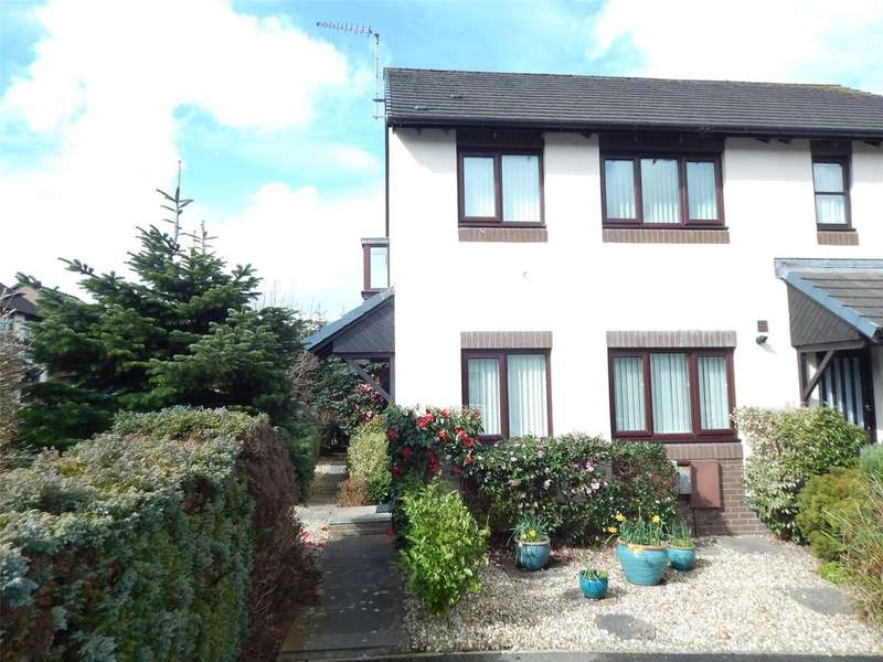 3 Bedrooms Terraced House for rent in Hughes Avenue, Barnstaple