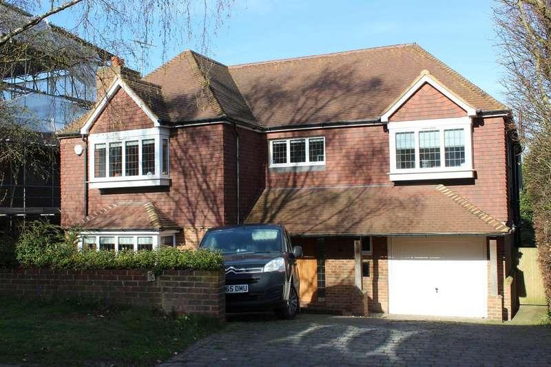5 Bedrooms Detached House for rent in St Martins Drive, Eynsford, Kent, DA4 0EY
