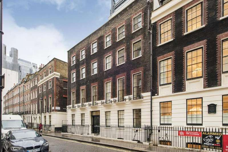 3 Bedrooms Penthouse Flat for sale in Craven Street, Covent Garden