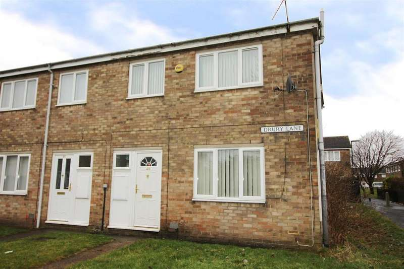 3 Bedrooms End Of Terrace House for sale in Drury Lane, North Shields