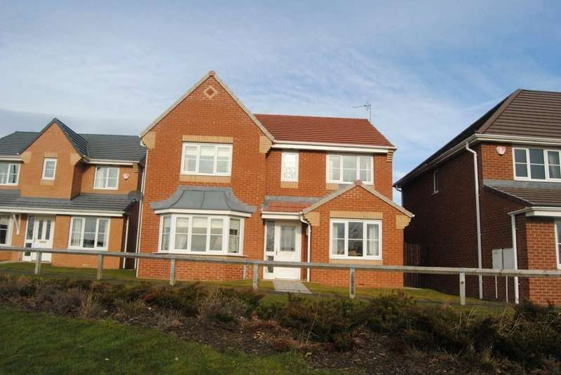 4 Bedrooms Detached House for sale in Ramsey Grove, Murton, Seaham, Co Durham, SR7