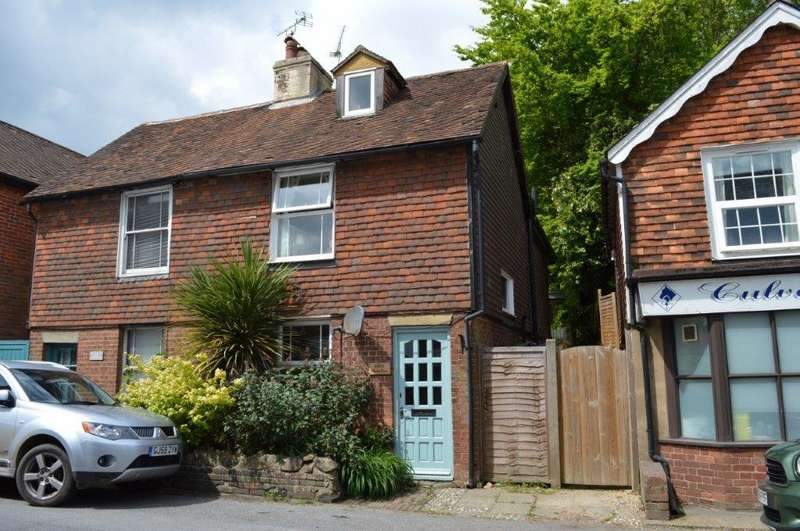 2 Bedrooms Semi Detached House for sale in Wadhurst TN5
