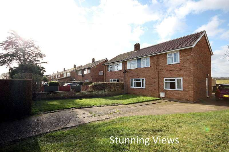 4 Bedrooms Semi Detached House for sale in Hitchin Road, Upper Caldecote, Biggleswade, SG18