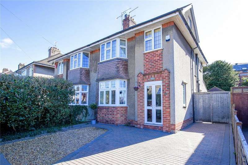 4 Bedrooms Semi Detached House for sale in Priory Avenue, Westbury-On-Trym, Bristol, BS9