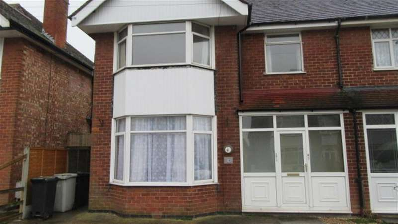 2 Bedrooms Flat for rent in Firbeck Avenue, Skegness, PE25 3JY