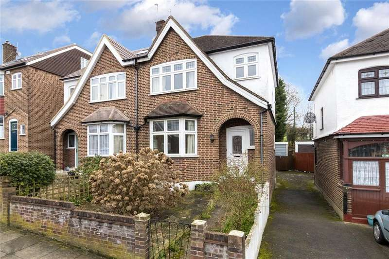 3 Bedrooms Semi Detached House for sale in Norwood Park Road, London, SE27