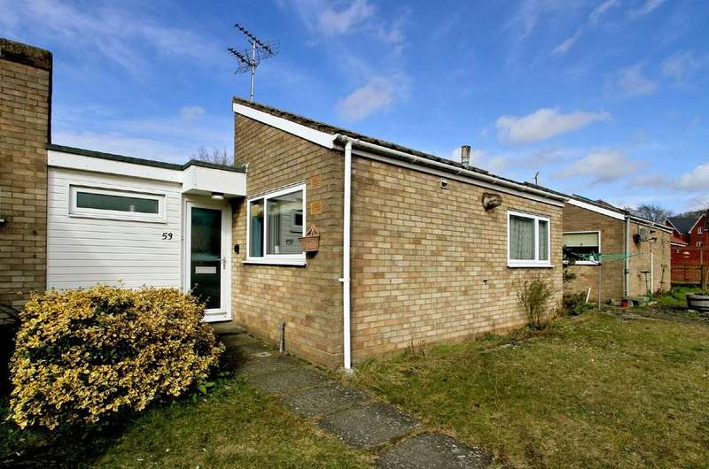 3 Bedrooms Terraced Bungalow for sale in Brentwood, Norwich