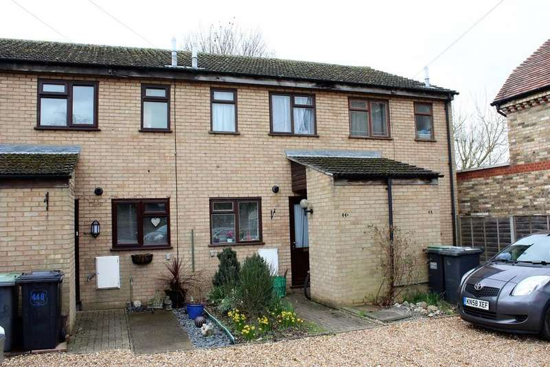 2 Bedrooms Terraced House for sale in High Street, Stotfold, SG5