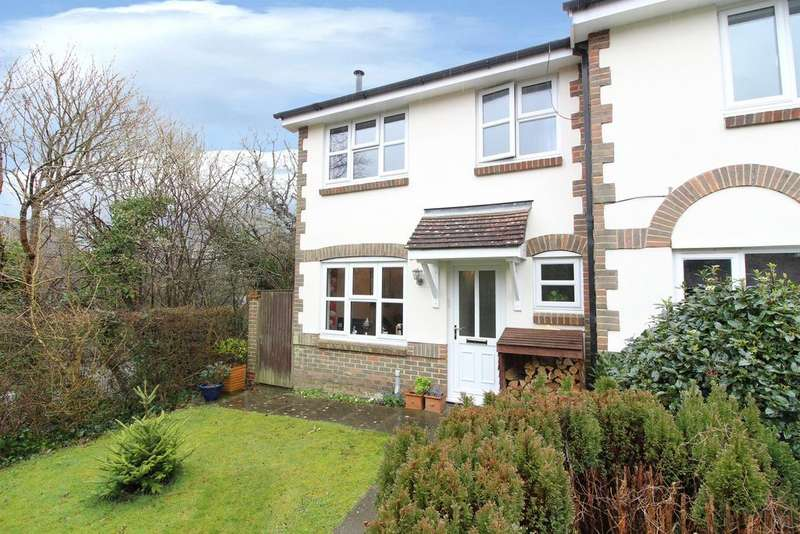 3 Bedrooms End Of Terrace House for sale in HAMSTREET