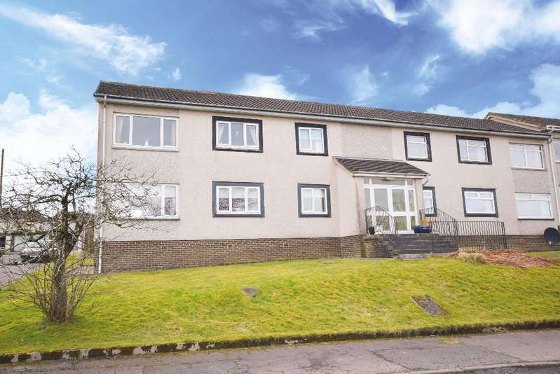 2 Bedrooms Flat for sale in Bonnyton Drive, Eaglesham, Glasgow, G76 0LS