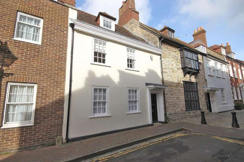 3 Bedrooms Town House for sale in Market Street, Poole