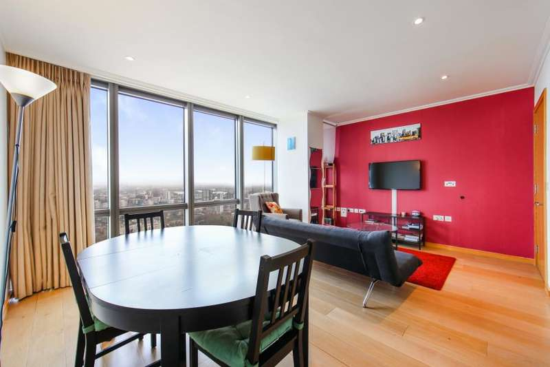 1 Bedroom Flat for sale in 1 West India Quay, Canary Wharf, E14