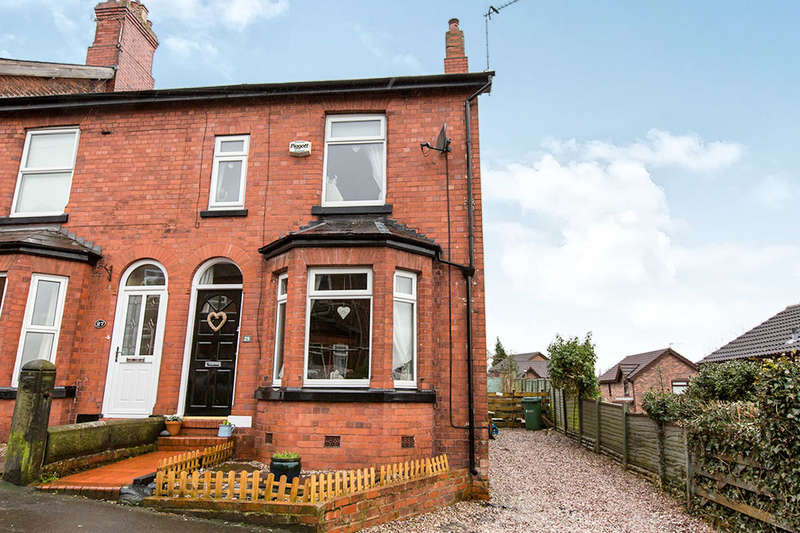 3 Bedrooms Terraced House for sale in Sydney Street, Northwich, CW8