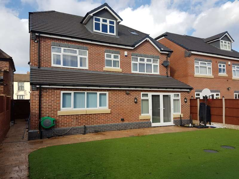 5 Bedrooms Detached House for sale in High Road, Willenhall
