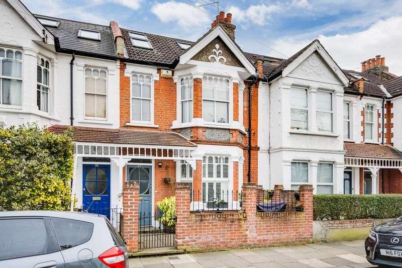 5 Bedrooms Terraced House for sale in Kingsway, Mortlake, SW14