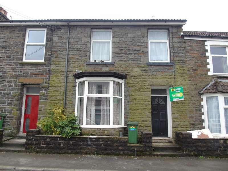 4 Bedrooms Terraced House for sale in Wood Road, Treforest, Pontypridd
