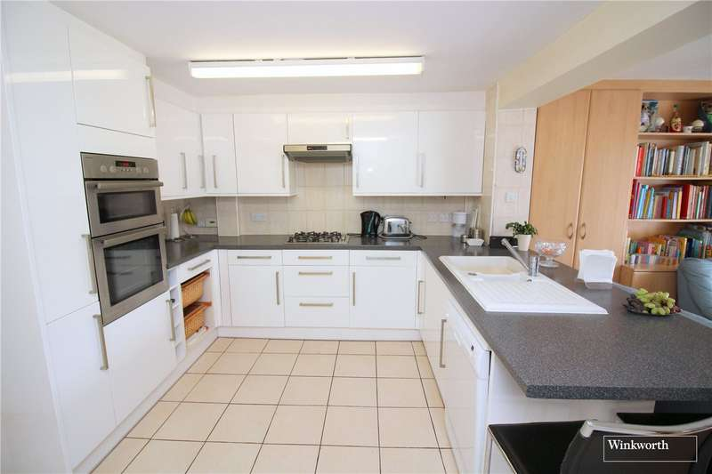 3 Bedrooms Semi Detached House for sale in Chandos Road, Borehamwood, Hertfordshire, WD6