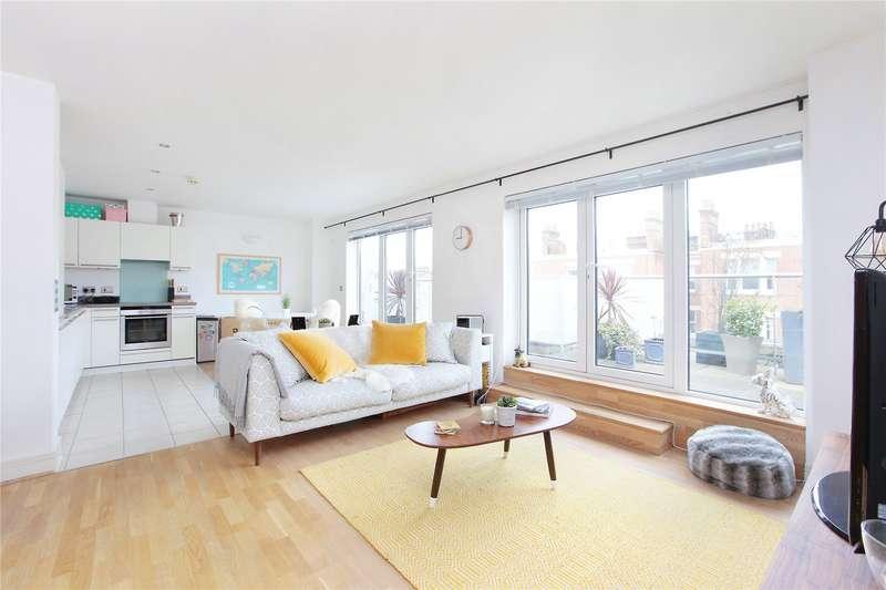 1 Bedroom Apartment Flat for sale in Drapers Court, Lurline Gardens, SW11