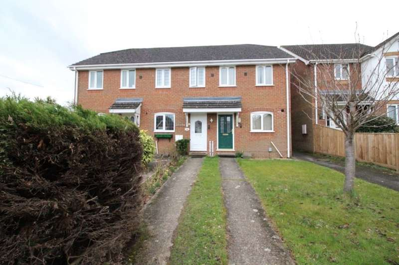 2 Bedrooms Property for sale in Jacobs Gutter Lane, Totton, Southampton, SO40
