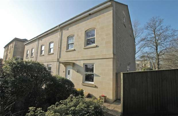 4 Bedrooms End Of Terrace House for sale in Manor Gardens, Bradford on Avon, Wiltshire