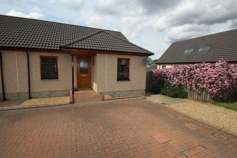 2 Bedrooms Semi Detached Bungalow for rent in Hutchison Drive, Scone, Perth, PH2