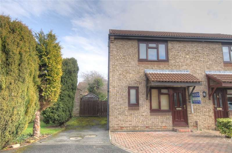2 Bedrooms Semi Detached House for sale in Braemar Court, Darlington, County Durham, DL1