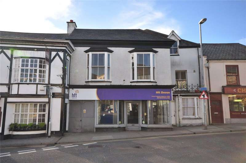 Commercial Property for sale in Queen Street, South Molton, Devon, EX36