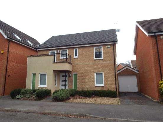 4 Bedrooms Detached House for sale in Bracknell, Berkshire