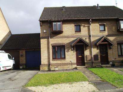 3 Bedrooms Semi Detached House for sale in Ashurst Bridge, Southampton, Hampshire