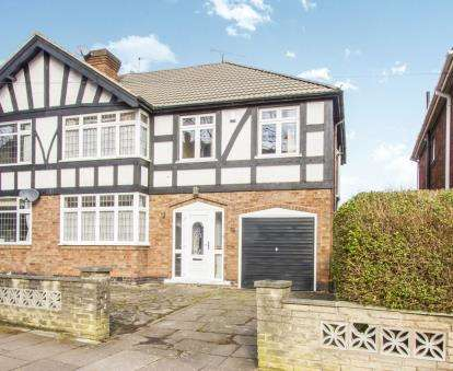 5 Bedrooms Semi Detached House for sale in Stanley Road, Leicester, Leicestershire