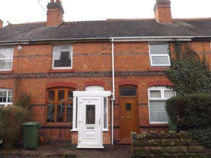 2 Bedrooms Terraced House for sale in Churchfields Road, Sidemoor, Bromsgrove, Worcs