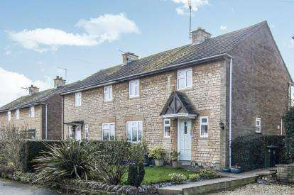 3 Bedrooms Semi Detached House for sale in Bennett Place, Ilmington, Shipston-on-Stour