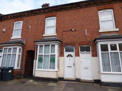 2 Bedrooms Terraced House for sale in Palace Road, Small Heath, Birmingham, West Midlands
