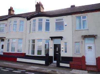 3 Bedrooms Terraced House for sale in Grant Avenue, Liverpool, Merseyside, L15