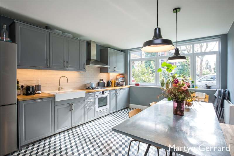 2 Bedrooms Apartment Flat for sale in Shepherds Hill, Highgate, London, N6