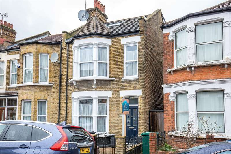 3 Bedrooms End Of Terrace House for sale in Bedford Road, East Finchley, London, N2