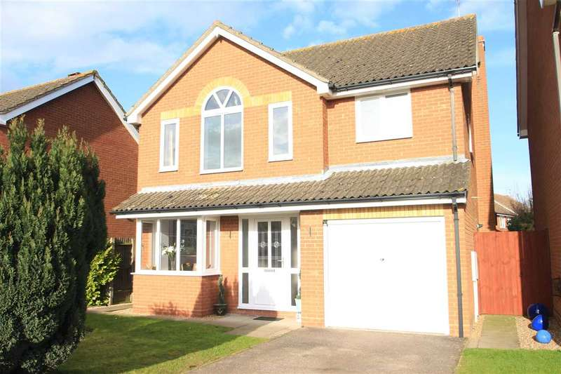 4 Bedrooms Detached House for sale in Reeve Gardens, Kesgrave, Ipswich