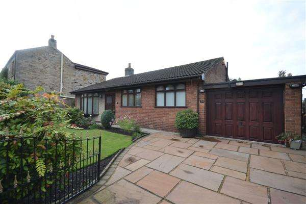 3 Bedrooms Bungalow for sale in Moss Road, Billinge, Wigan