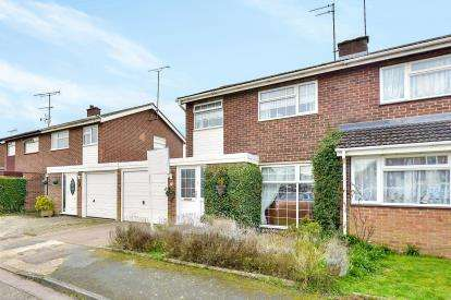 4 Bedrooms Semi Detached House for sale in Frensham Drive, Bletchley, Milton Keynes