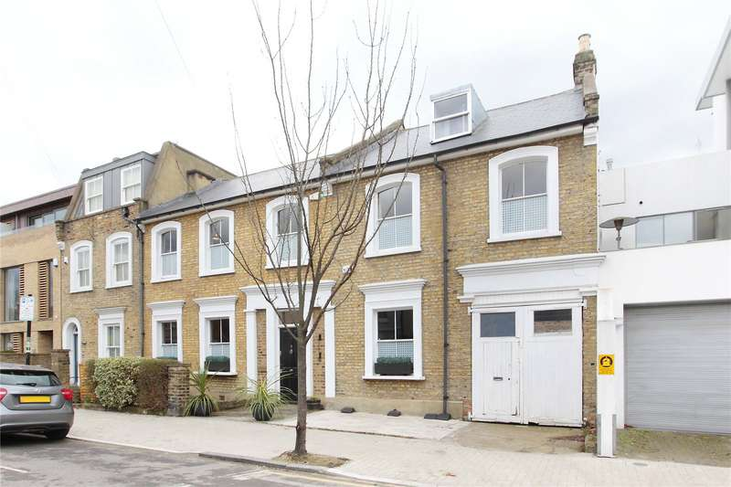 6 Bedrooms End Of Terrace House for sale in Wiseton Road, Wandsworth Common, London, SW17