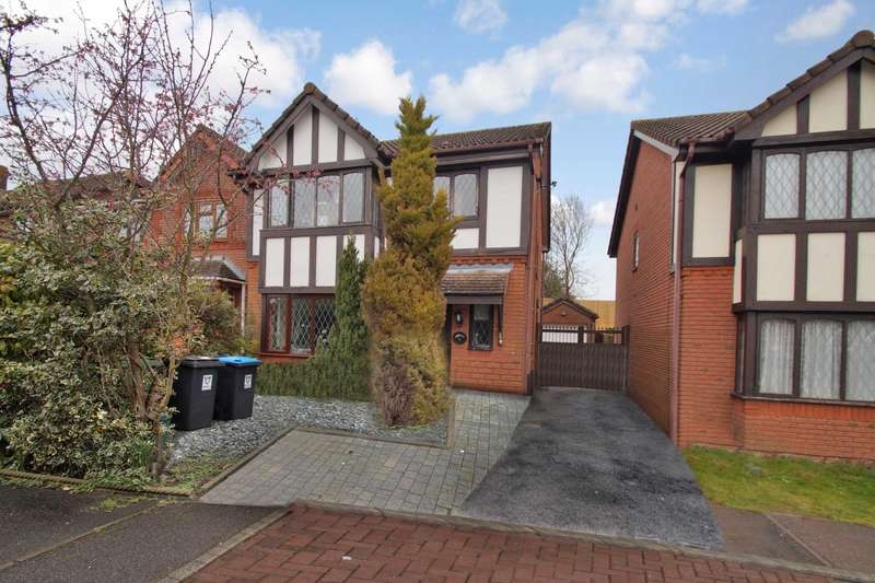 3 Bedrooms House for sale in Sherbourne Close, Hemel Hempstead