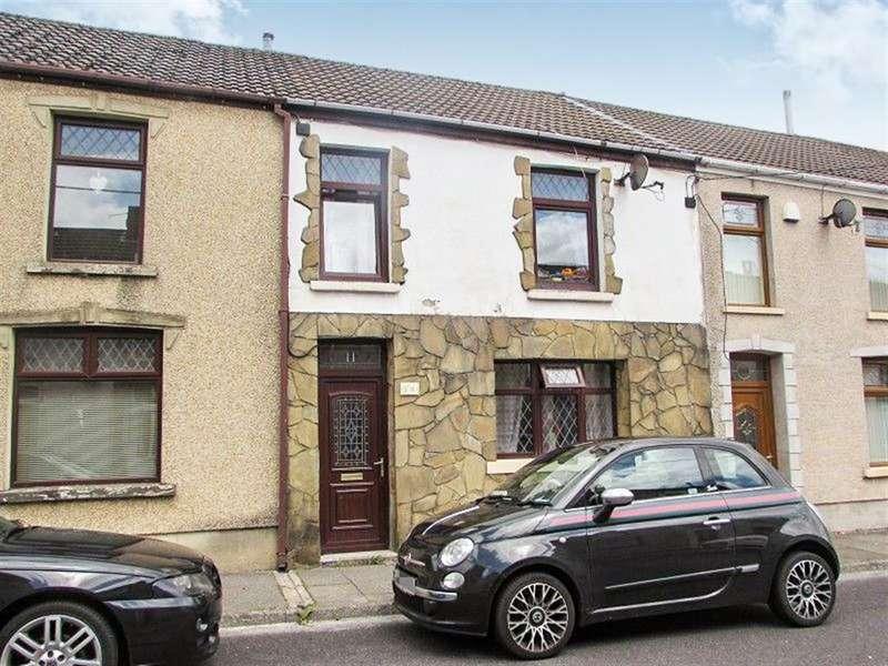 3 Bedrooms House for rent in Greenfield Street, Maesteg, Bridgend, CF34 0NP