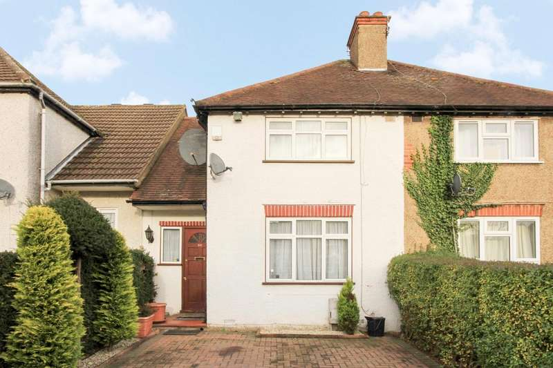 3 Bedrooms Terraced House for sale in Greenway, Pinner