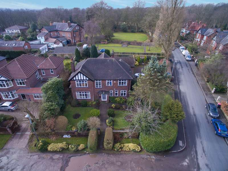 5 Bedrooms Detached House for sale in Longley Drive, Worsley, Manchester, M28