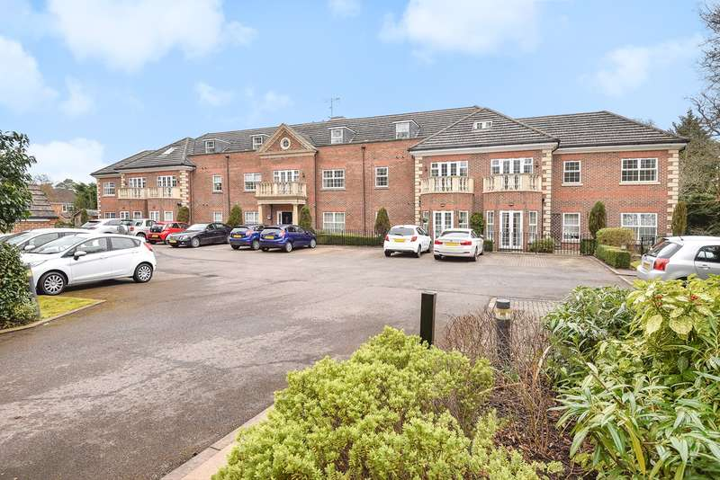2 Bedrooms Apartment Flat for sale in Dukes Ride, Crowthorne, RG45