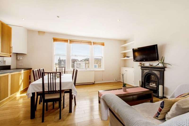 2 Bedrooms Flat for sale in Louvaine Road, Battersea, SW11
