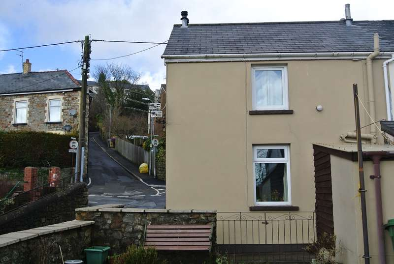 2 Bedrooms End Of Terrace House for sale in Manor Road, Abersychan, Pontypool, NP4