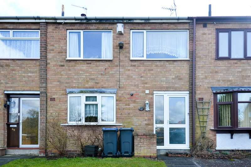 3 Bedrooms Town House for sale in Highmore Drive, Bartley Green, Birmingham, B32