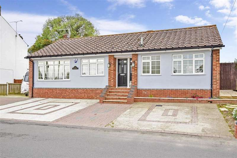 3 Bedrooms Bungalow for sale in Stoke Road, , Hoo, Rochester, Kent