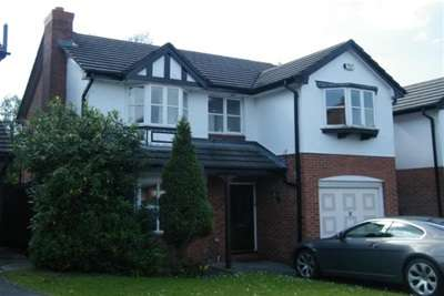 4 Bedrooms Detached House for rent in Knightswood, Beaumont Chase
